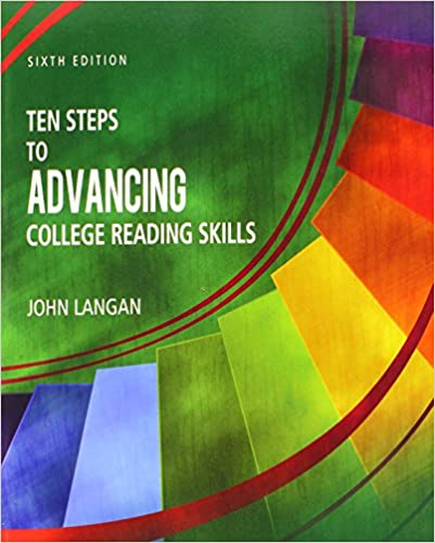 Amazon ten steps to advancing college reading skills ten steps to advancing college reading skills 6th edition fandeluxe Image collections
