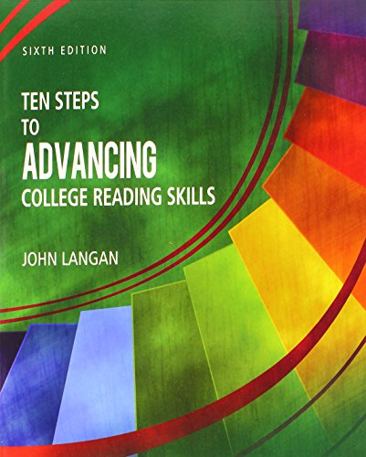 Ten Steps To Adv.Coll.Reading Skills (eBook)