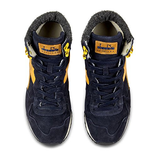 IT Diadora per Mid Heritage SW Trident S 40 Sneakers Uomo 8q6ZUp8