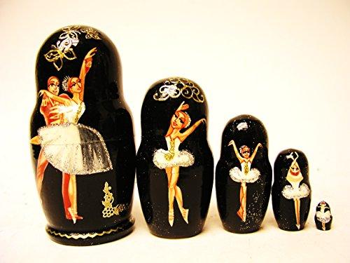 Alkota Russian Nesting Doll Nutcracker Ballet, 7