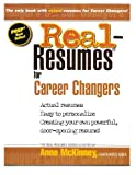 img - for Real-Resumes for Career Changers book / textbook / text book