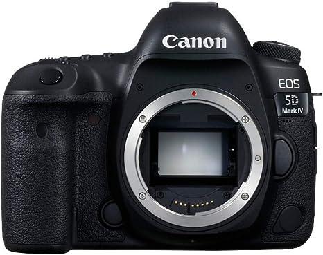Canon EOS 5D Mark IV Cuerpo de la cámara SLR 30.4MP CMOS ...