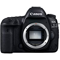 Canon EOS 5D Mark Iv Body Fotoğraf Makinesi, 4K, Siyah, 2 Yıl Canon Eurasia Garantili