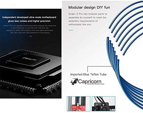 MJZHXM Impresora 3D Impresora 3D Ender 5Pro de actualización del ...