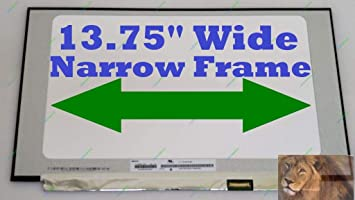 BRIGHTFOCAL New LCD Screen for HP 14-CF1015CL HD 1366x768 Replacement LCD LED Display Panel