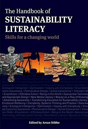 Download The Handbook of Sustainability Literacy: Skills for a Changing World ebook