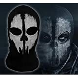 OnairMall ® High Quality Call of Duty 10 COD Ghost Balaclava Logan Skull Face Mask Hood Biker