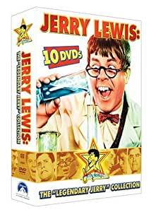 """Jerry Lewis: The """"Legendary Jerry"""" Collection"""
