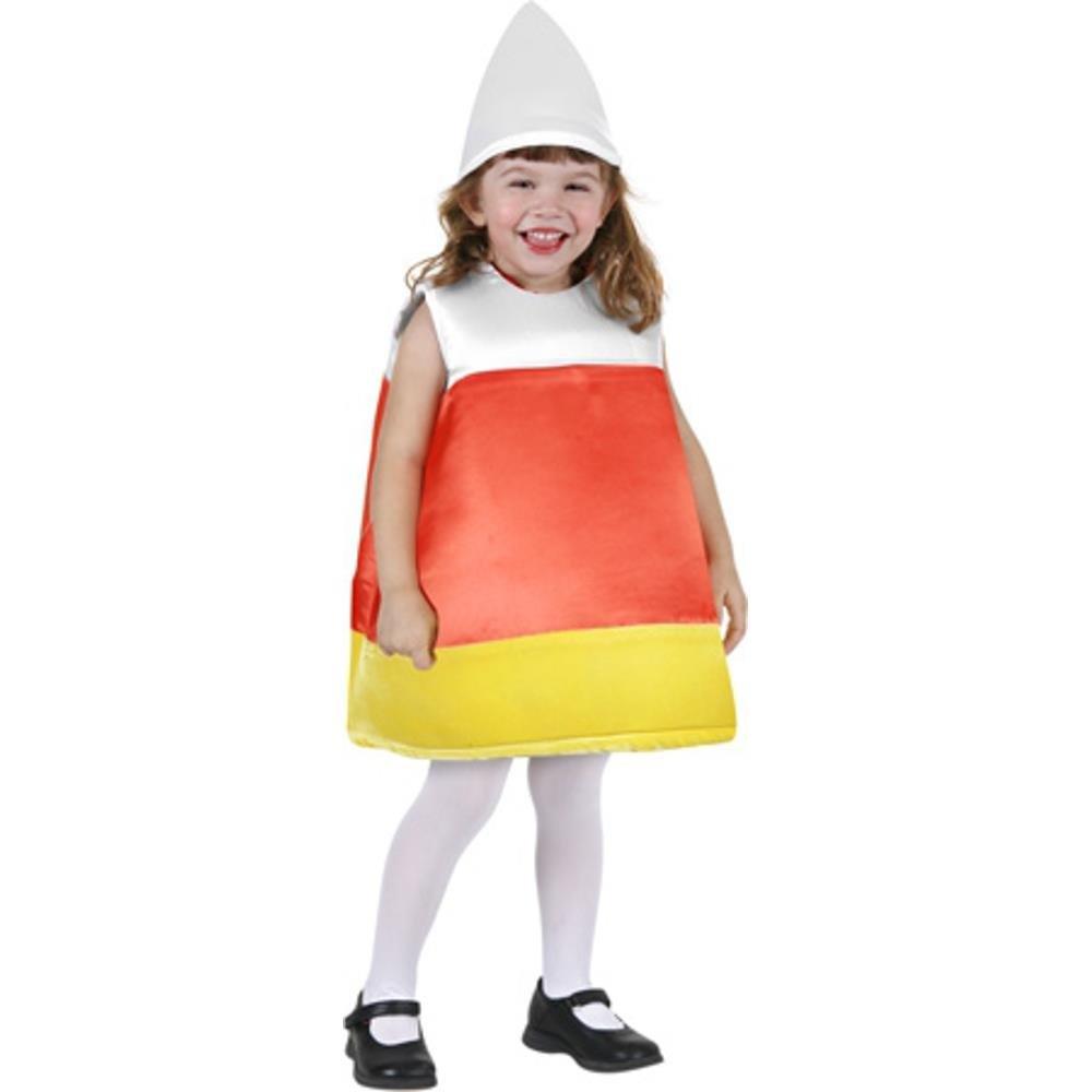 Amazon.com Childu0027s Toddler Candy Corn Costume (Size 2-4T) Toys u0026 Games  sc 1 st  Amazon.com & Amazon.com: Childu0027s Toddler Candy Corn Costume (Size: 2-4T): Toys ...