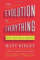 The Evolution of Everything: How New Ideas Emerge Paperback