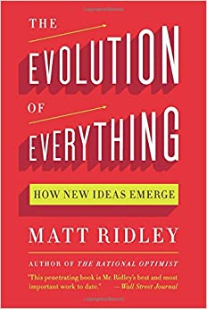 image for The Evolution of Everything: How New Ideas Emerge