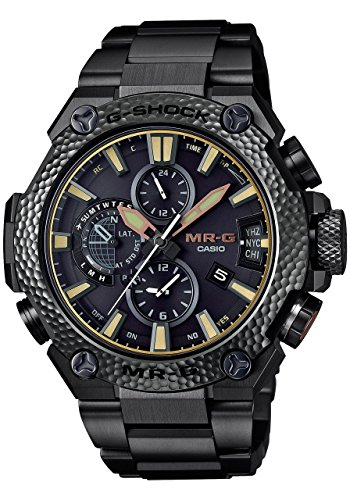 Casio G-Shock MR-G MRGG2000HB-1A Mens Titanium Sapphire Crystal Tough Sol