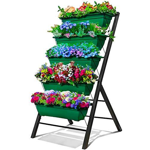 4Ft Vertical Raised Garden