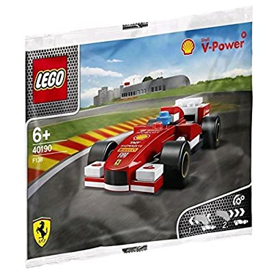 LEGO 2014 The New Shell V-Power Collection Ferrari F138 40190 Exclusive Sealed: Toys & Games