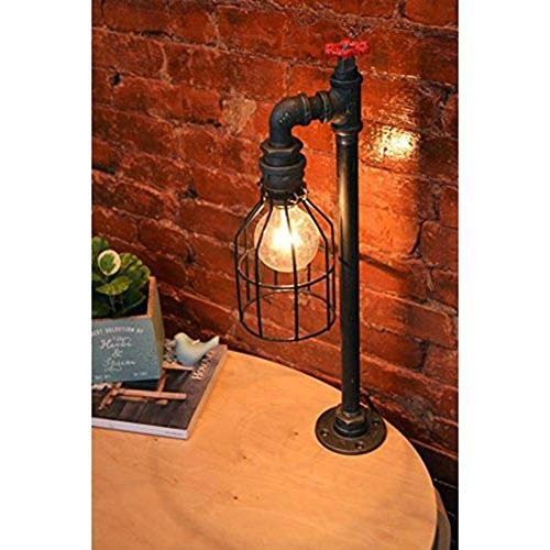 Lamp Covers Shades - Design Vintage Lampshade Lighting Fixture Restaurant Bar Cafe Novelty Creative Diy Iron Bird Cage - Shades Lamp Covers Lamp Covers Shades Bulb Cage Lampshad Lampshade ()