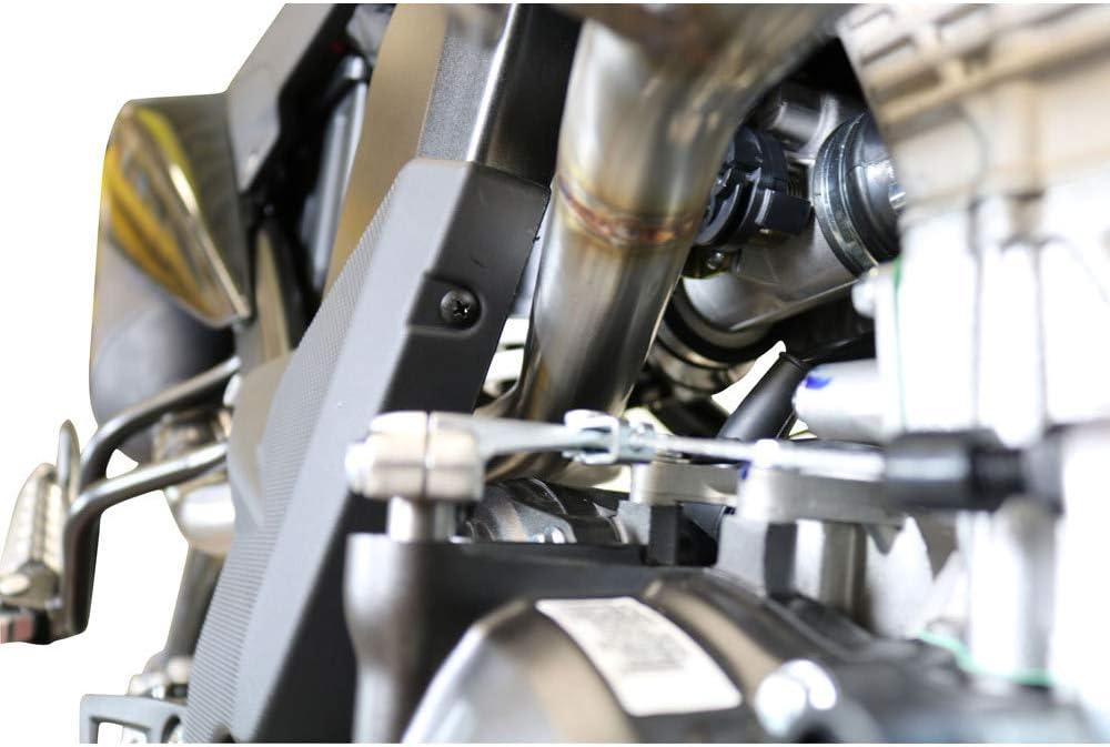 Pot d/échappement marque GPR compatible pour Aprilia RX 125 2018//19 E4 Collecteur-tube D/écataliseur
