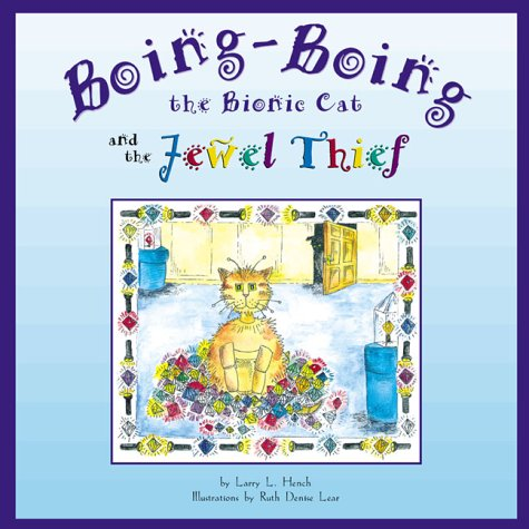 Download Boing-Boing: The Bionic Cat and the Jewel Thief pdf