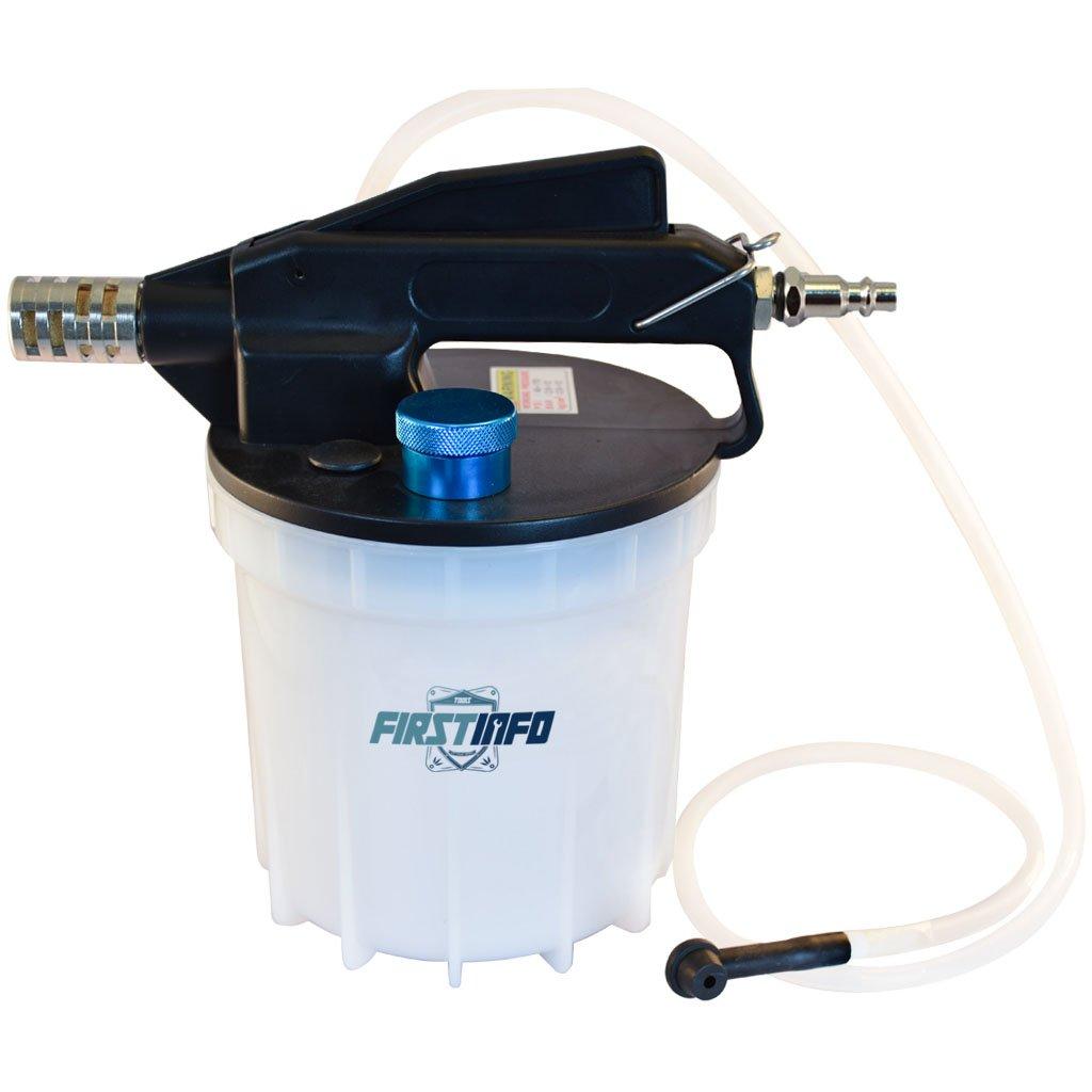 Fit Tools, pompa per spurgo olio del freno pneumatico, 2L FIRSTINFO TOOLS Co. Ltd. A1151