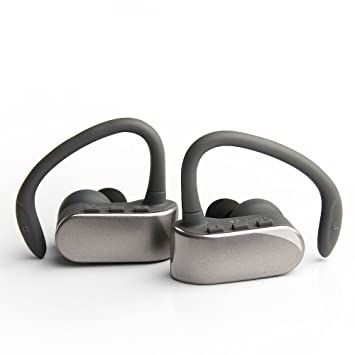 Jarv NMotion superar a prueba de sudor inalámbrico auriculares, Bluetooth deporte running auriculares, aislamiento