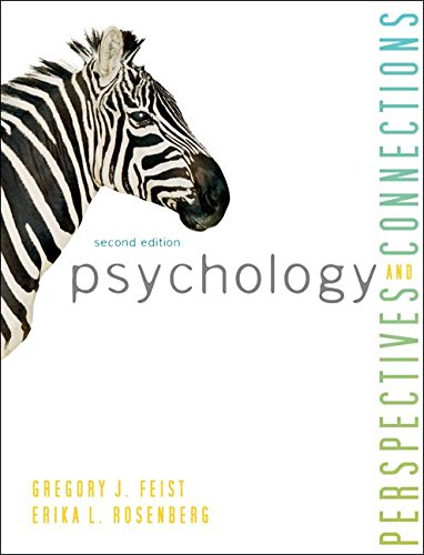 Psychology: Perspectives & Connections