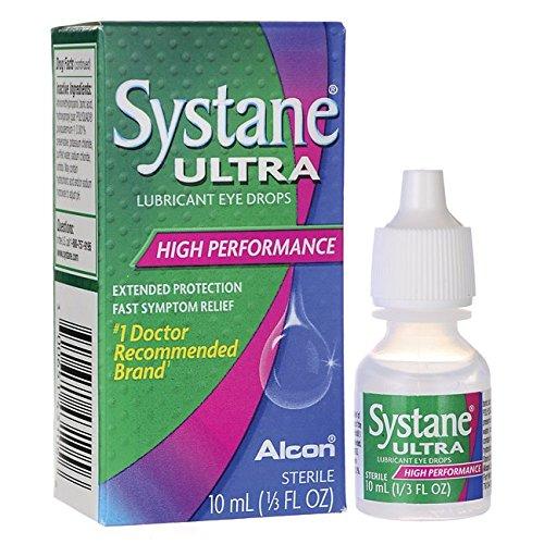 [안약] Systane Ultra Lubricant Eye Drops 0.3 oz [인공눈물]