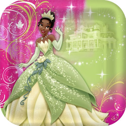 Princess and the Frog Dinner ()