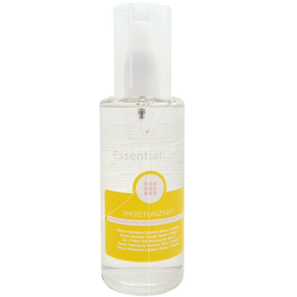 Light Irridiance Essential Care Nourishing - Fluido serum nutritivo 100mL para cabellos dañados / muy tratados | Aceite de Argán