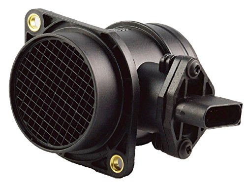 Bapmic 13627566986 MAF Mass Air Flow Sensor for BMW 1 3 Series 116i 316i 318i (Flow Series Air Mass Sensor)