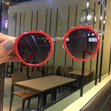 Sunyan Kinder's eye Spiegel Sonnenbrille Mädchen Anti uv-Girl Baby Boomer coole Tinte Brille Auge Kinder Sonnenbrille, die Black Box der orange Tabletten (336)