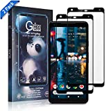 Xawy [2-Pack] for Google pixel 2xl Screen Protector Tempered Glass,[Anti-Fingerprint][No-Bubble][Scratch-Resistant] Glass Screen Protector