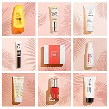 55d09628bba M & S Marks & Spencer Summer Beauty in a box (8 items RRP £105): Amazon.co. uk: Toys & Games