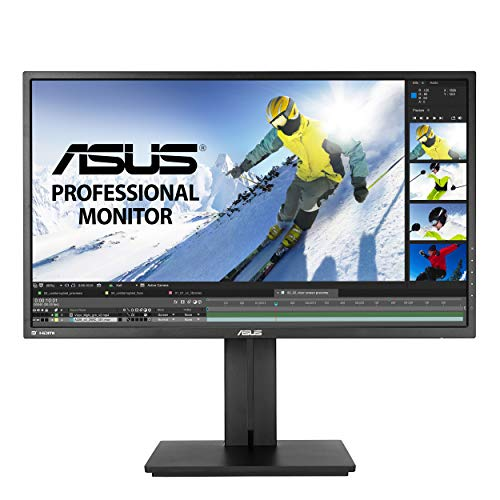 """ASUS PB277Q 27\"" WQHD 2560x1440 75Hz 1ms HDMI DVI VGA Eye Care Monitor"""