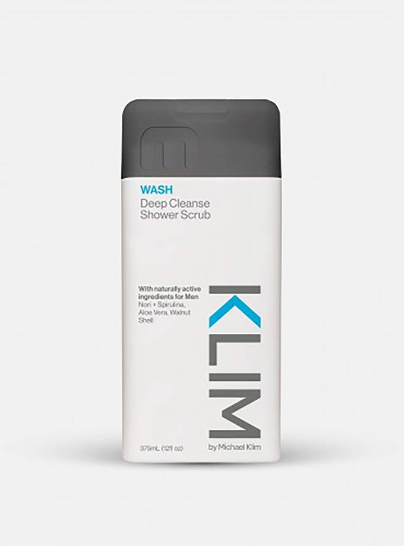 Milk & Co. Men's Natural Face Plus Body Scrub, 12 Fluid Ounce