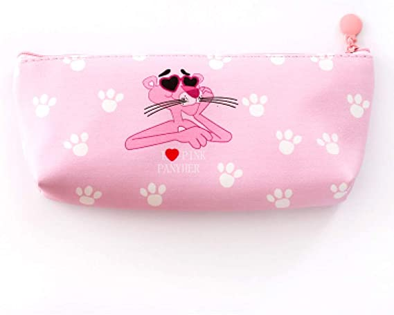 1Pcs / Sell Concise Pink Kawaii Pencil Case Cute Stripe Vertical Pattern School Supplies Stationery Gift Pencil Box Pencil Bag,11: Amazon.es: Oficina y papelería