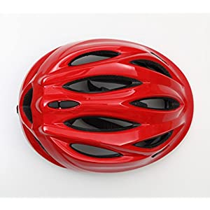 Kids/Child/Baby/Toddlers Multi-Sports Red Bike Helmets Comfortable/Durable/Breathable Helmets
