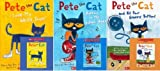 img - for Pete the Cat Book and CD Pack (Book and CD) : Pete the Cat and His Four Groovy Buttons / Pete the Cat: I Love My White Shoes /Pete the Cat: Rocking in My School Shoes (Pete the Cat) book / textbook / text book
