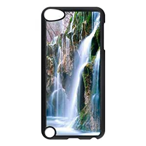 VNCASE Waterfall Phone Case For Ipod Touch 5 [Pattern-1]