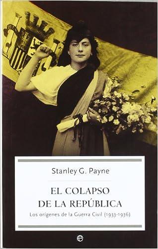 El colapso de la republica ISBN-13 9788497345453