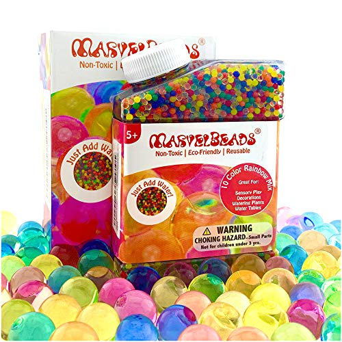 MarvelBeads Water Beads Non-Toxic