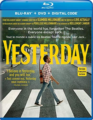 Yesterday [Blu-ray] (Bilingual)