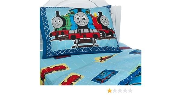 Thomas The Train Pillowcase Gorgeous Amazon Thomas And Friends Patchwork II Standard Pillowcase