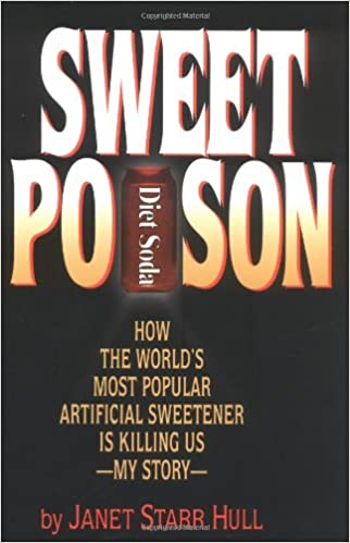 Sweet Poison Book on Aspartame