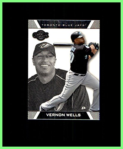 2007 Topps Co-Signers #29 Vernon Wells toronto blue jays