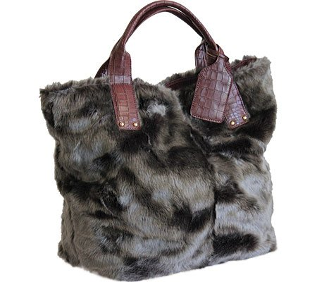 adrienne-landau-faux-fur-oversize-tote-grey