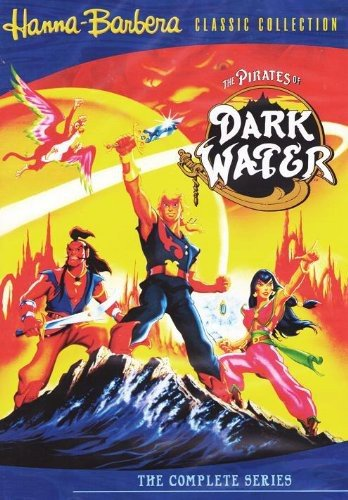 Pirates Of Dark Water (4 Disc)