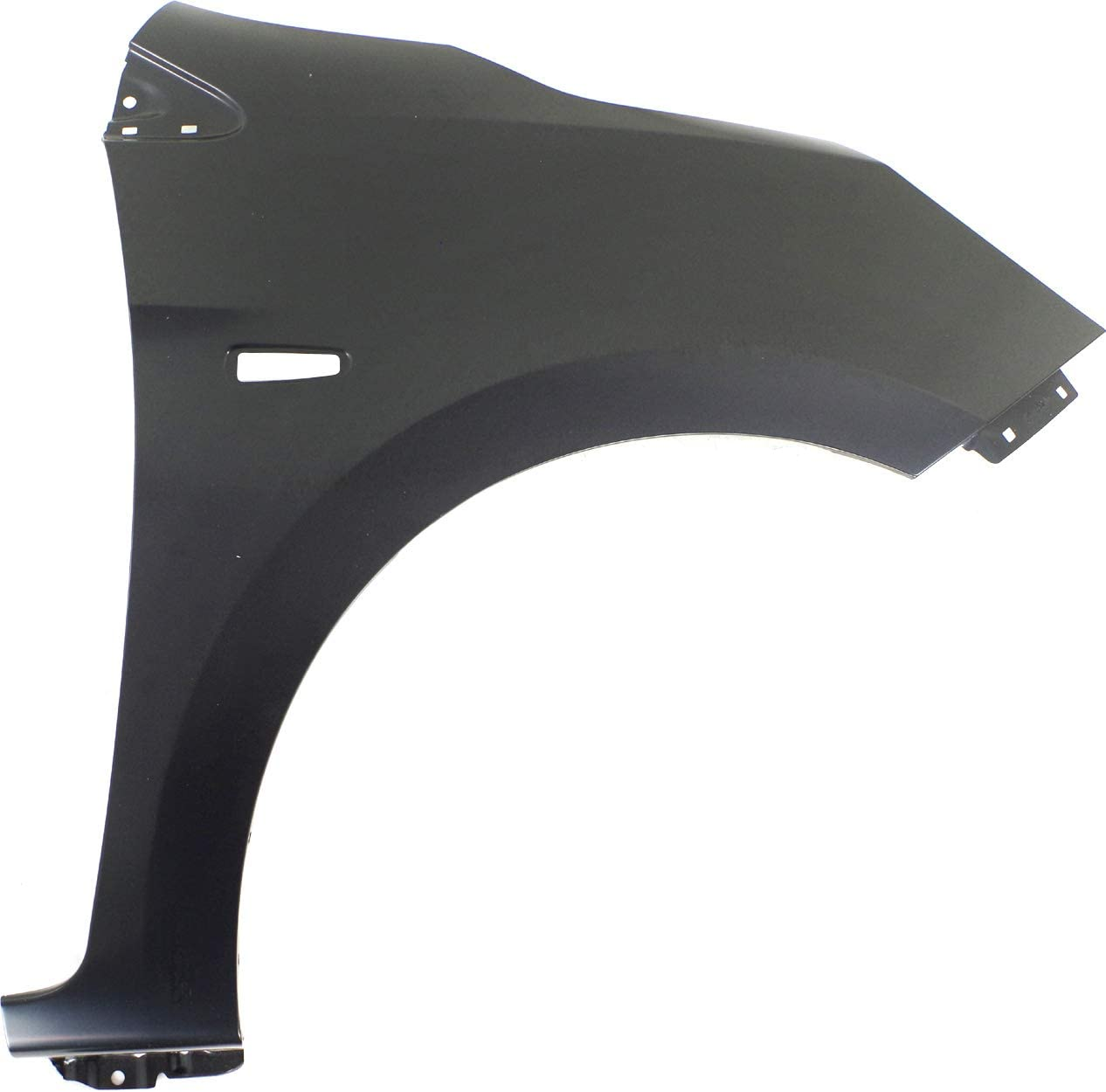 Front Fender Compatible with 2014-2015 Mitsubishi Mirage Steel Passenger Side