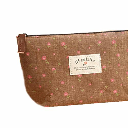 Waterproof Travel Toiletry Pouch Organizer Bag Case (Multicolor) - 9
