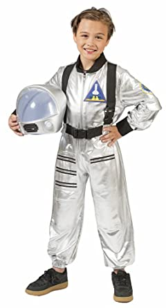 Plata astronauta Tobias Disfraz Para Niños – Crédito Universo Mundo All conductores Disfraz Para Niños y Niñas A Carnaval o fiesta temática