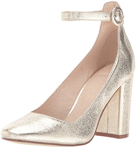 Chinese Laundry Women's Veronika Dress Pump, Gold Glitter...