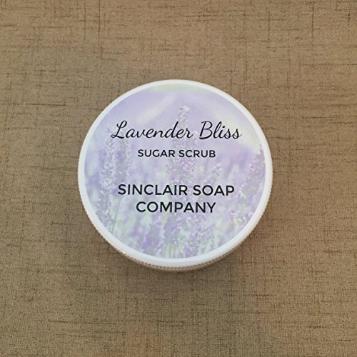 Lavender Bliss Sugar Scrub
